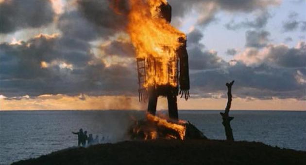 Nothing left to burn….